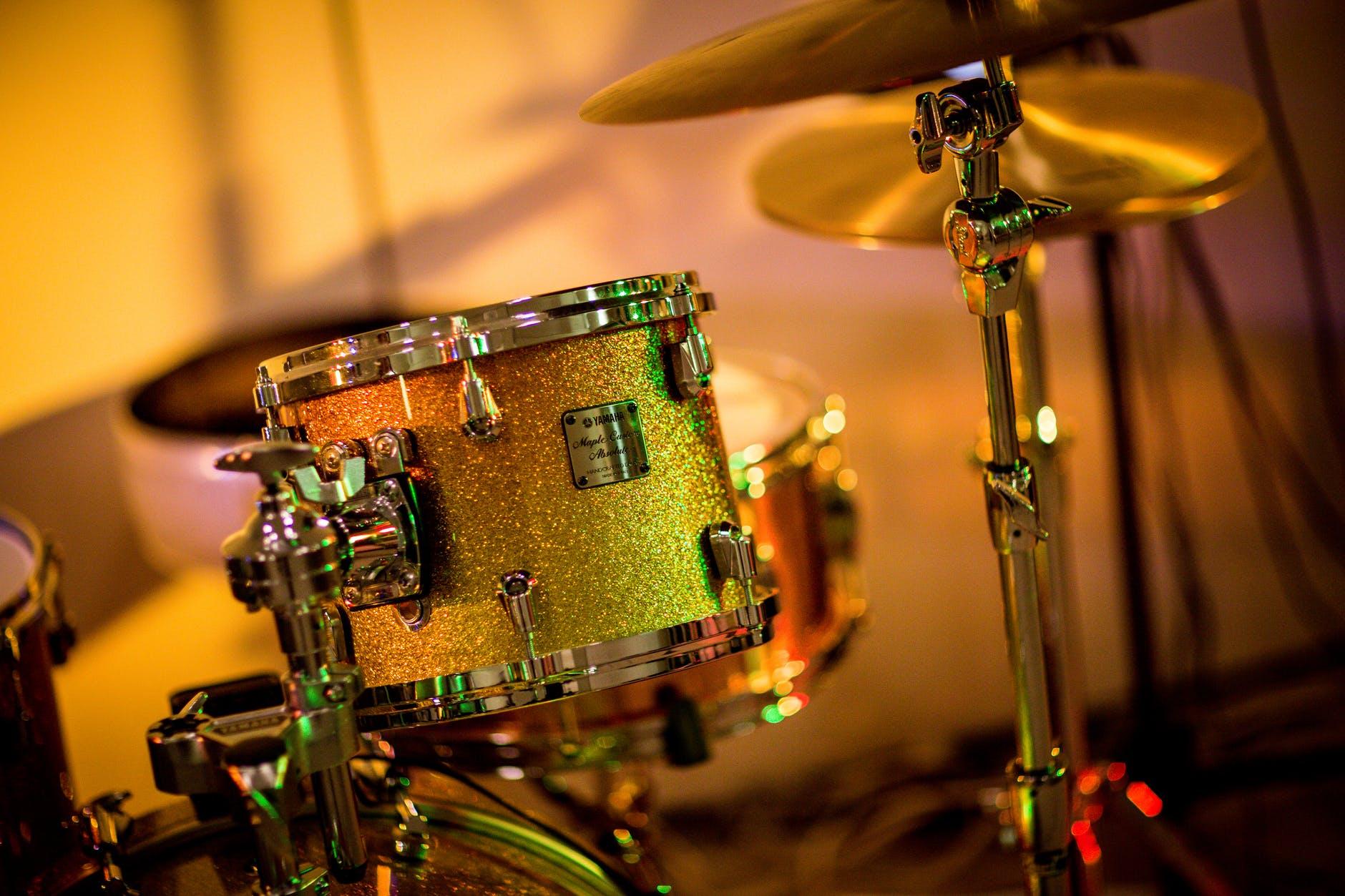brass drums