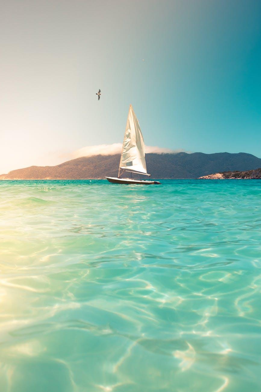 photo of sailing boat